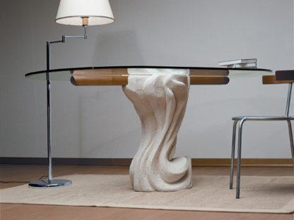 tavolo moderno per soggiorno e cucina