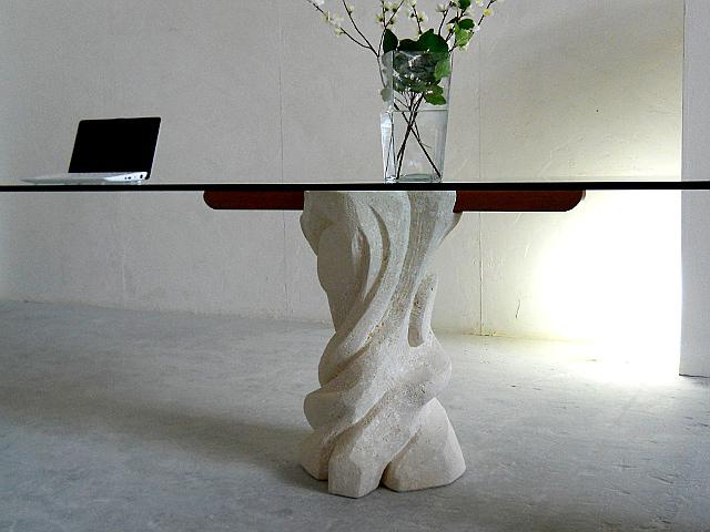 mezzaluna cherry tavolo