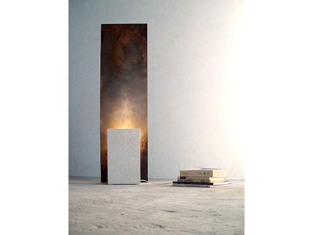 lampada da terra moderna design