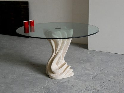 table en verre Essenza
