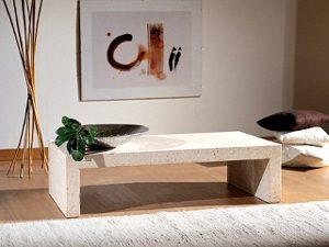 taj small table - bench
