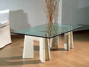 tavolino da salotto e soggiorno moderno