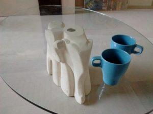 elefanti tavolino salotto