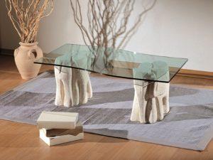 tavolino salotto pietra elefantini